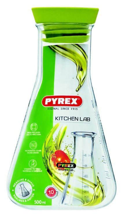 Колба мерная Pyrex Kitchen lab LABEF50 (0,5 л)