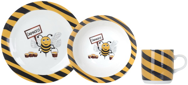 Детский набор Limited Edition Busy Bee C145 (3 пр)