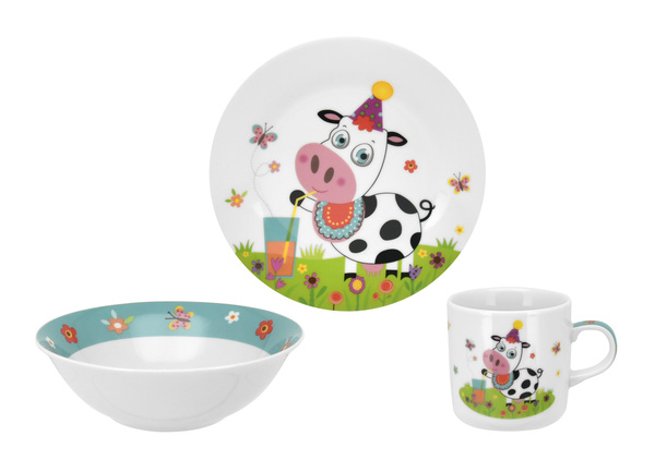Детский набор Limited Edition Multi Cow C508 (3 пр)