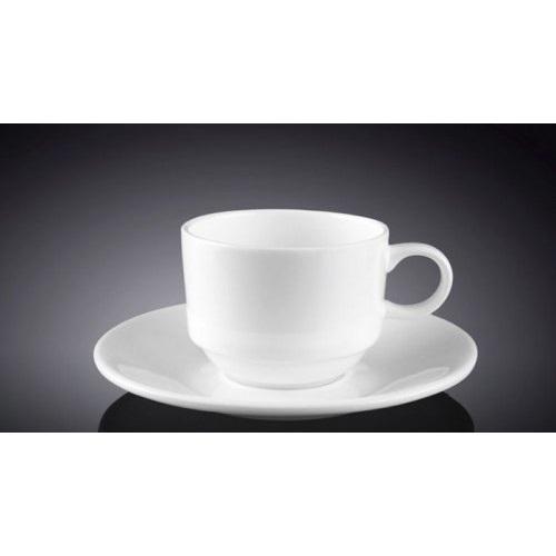 Перейти на главную страницу. WILMAX Чашка кофейная с блюдцем 140 мл. WL-993039